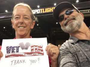 teri attended Arizona Diamondbacks vs. Pittsburgh Pirates - MLB on May 15th 2019 via VetTix