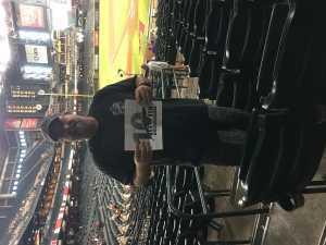Scott attended Arizona Diamondbacks vs. Pittsburgh Pirates - MLB on May 15th 2019 via VetTix