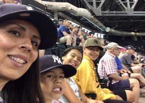 Pete attended Arizona Diamondbacks vs. New York Yankees - MLB on May 1st 2019 via VetTix