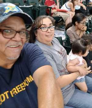 James attended Arizona Diamondbacks vs. New York Yankees - MLB on May 1st 2019 via VetTix