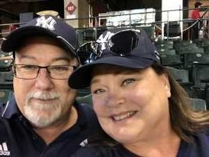 Vince attended Arizona Diamondbacks vs. New York Yankees - MLB on May 1st 2019 via VetTix