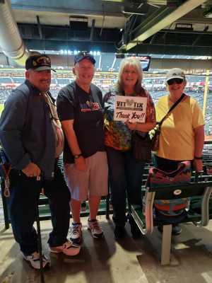 Michael attended Arizona Diamondbacks vs. New York Yankees - MLB on May 1st 2019 via VetTix