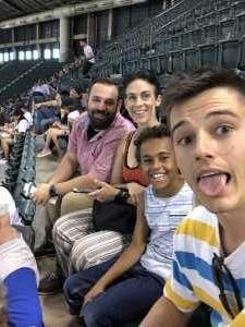 Chad attended Arizona Diamondbacks vs. New York Yankees - MLB on May 1st 2019 via VetTix