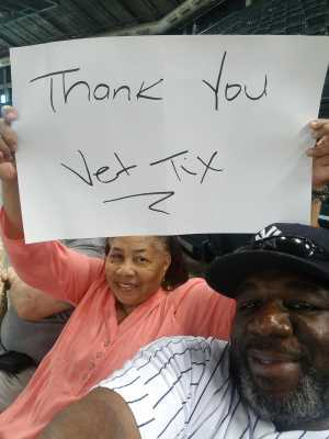 D. Russ attended Arizona Diamondbacks vs. New York Yankees - MLB on May 1st 2019 via VetTix