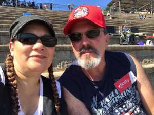 John attended Toyota Save Mart 350 - KB100 - Kurt Busch Fan Appreciation Tickets on Jun 23rd 2019 via VetTix
