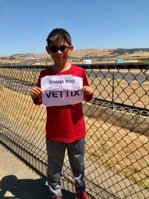 Vince attended Toyota Save Mart 350 - KB100 - Kurt Busch Fan Appreciation Tickets on Jun 23rd 2019 via VetTix