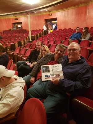 Norman attended Mac Powell & The Family Reunion on Apr 16th 2019 via VetTix
