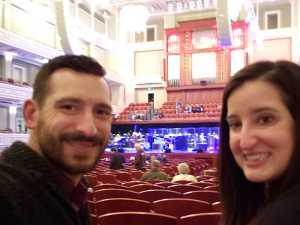 Victor attended Under the Streetlamp with the Nashville Symphony on Apr 20th 2019 via VetTix