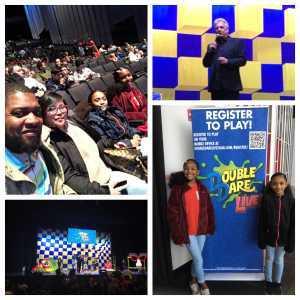 Ron attended Double Dare Live! on Apr 13th 2019 via VetTix