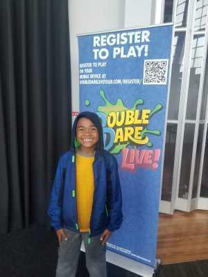 Brian attended Double Dare Live! on Apr 13th 2019 via VetTix