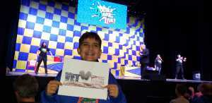 Ernest attended Double Dare Live! on Apr 13th 2019 via VetTix