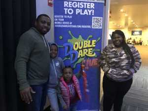 Charles  attended Double Dare Live! on Apr 13th 2019 via VetTix