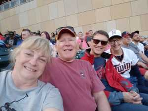 John  attended Minnesota Twins vs. Los Angeles Angels - MLB on May 14th 2019 via VetTix