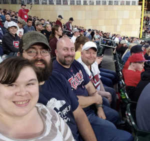 Michael attended Minnesota Twins vs. Los Angeles Angels - MLB on May 14th 2019 via VetTix