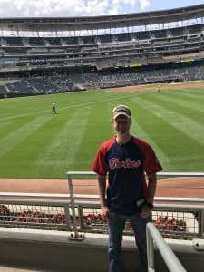 Brad attended Minnesota Twins vs. Los Angeles Angels - MLB on May 14th 2019 via VetTix