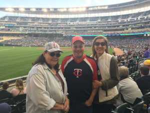 Nicholas attended Minnesota Twins vs. Los Angeles Angels - MLB on May 14th 2019 via VetTix