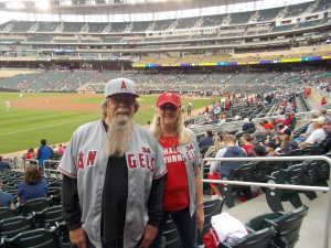 Rick attended Minnesota Twins vs. Los Angeles Angels - MLB on May 14th 2019 via VetTix
