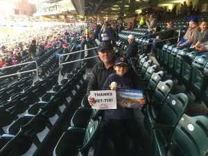 Jim attended Minnesota Twins vs. Los Angeles Angels - MLB on May 14th 2019 via VetTix