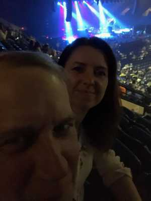Lawrence attended Kelsea Ballerini: Miss Me More Tour - Country on Apr 17th 2019 via VetTix