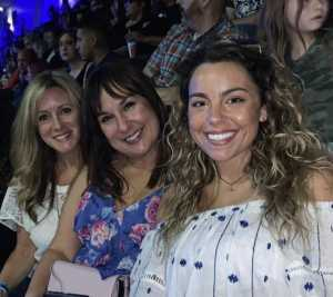 Al and Amy attended Kelsea Ballerini: Miss Me More Tour - Country on Apr 17th 2019 via VetTix