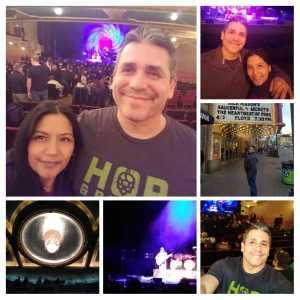 Robert attended Nick Mason's Saucerful of Secrets - Pop on Apr 3rd 2019 via VetTix