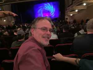 Steven attended Nick Mason's Saucerful of Secrets - Pop on Apr 3rd 2019 via VetTix
