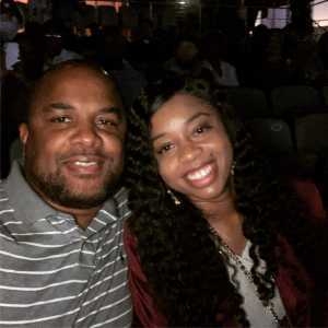 Chris attended Krnb Smooth Spring Groove - R&b on Apr 13th 2019 via VetTix
