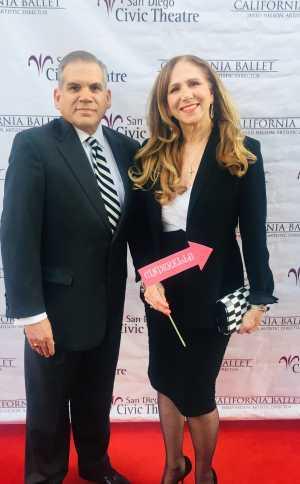 Frank Munoz attended California Ballet Company Presents: Cinderella - Dance on Apr 13th 2019 via VetTix
