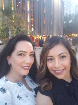 Daniza attended California Ballet Company Presents: Cinderella - Dance on Apr 13th 2019 via VetTix
