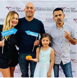Carlos attended California Ballet Company Presents: Cinderella - Dance on Apr 13th 2019 via VetTix