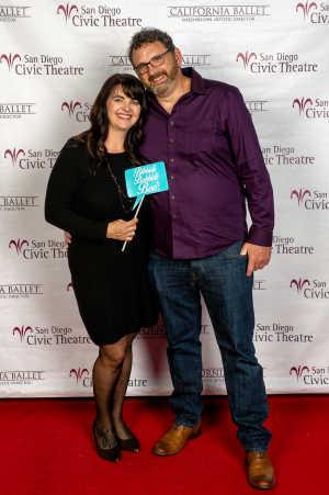 Paul attended California Ballet Company Presents: Cinderella - Dance on Apr 13th 2019 via VetTix