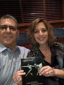Jeffrey attended Miami City Ballet Presents Midsummer Night's Dream on Apr 13th 2019 via VetTix