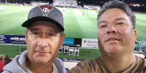 Mark attended FC Tucson vs. Toronto FC II - USL League 2 on Apr 13th 2019 via VetTix