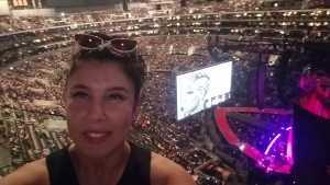 Lesa attended P! Nk - Beautiful Trauma World Tour With Julia Michaels on Apr 15th 2019 via VetTix