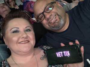 Allan attended P! Nk - Beautiful Trauma World Tour With Julia Michaels on Apr 15th 2019 via VetTix