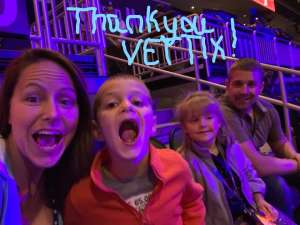 Melissa attended Jurassic World Live Tour - Other on Oct 24th 2019 via VetTix