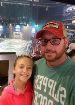 Chip attended Jurassic World Live Tour - Other on Oct 24th 2019 via VetTix