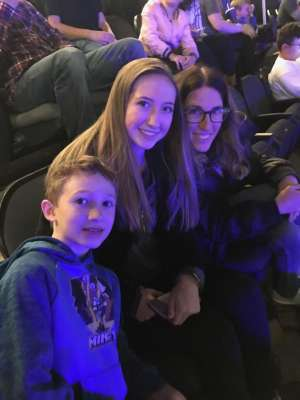 David attended Jurassic World Live Tour - Other on Oct 24th 2019 via VetTix