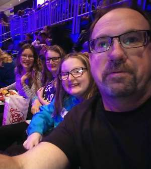 James attended Jurassic World Live Tour - Other on Oct 24th 2019 via VetTix