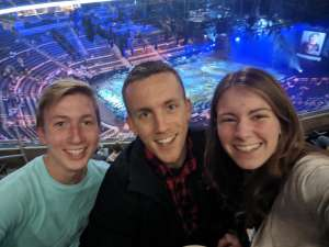 Thomas attended Jurassic World Live Tour - Other on Oct 24th 2019 via VetTix