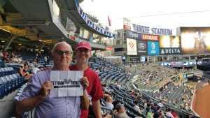 Eliot attended New York Yankees vs. Texas Rangers - MLB on Sep 4th 2019 via VetTix