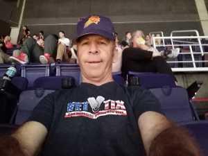 Paul attended Phoenix Suns vs. New Orleans Pelicans - NBA on Apr 5th 2019 via VetTix