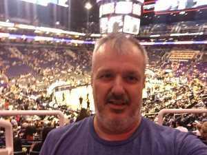 David attended Phoenix Suns vs. New Orleans Pelicans - NBA on Apr 5th 2019 via VetTix
