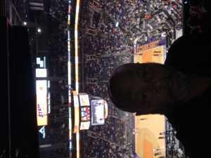 Harvey attended Phoenix Suns vs. New Orleans Pelicans - NBA on Apr 5th 2019 via VetTix