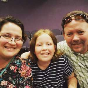 Thomas attended Tuck Everlasting on Apr 6th 2019 via VetTix