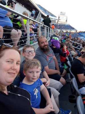Joshua attended Monster Jam World Finals - Motorsports/racing on May 10th 2019 via VetTix