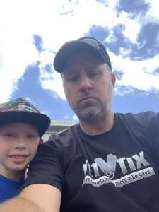 Chad attended Monster Jam World Finals - Motorsports/racing on May 10th 2019 via VetTix