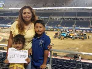 Click To Read More Feedback from Monster Jam World Finals - Motorsports/racing