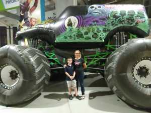 Sherri attended Monster Jam World Finals - Motorsports/racing on May 10th 2019 via VetTix