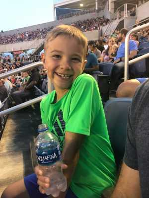 Jed attended Monster Jam World Finals - Motorsports/racing on May 10th 2019 via VetTix